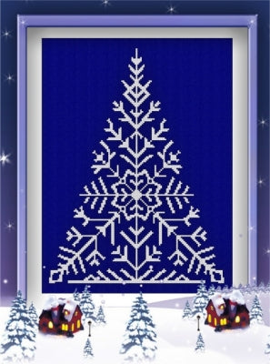 2020 Special Christmas Tree: Limited Edition - Alessandra Adelaide Needleworks