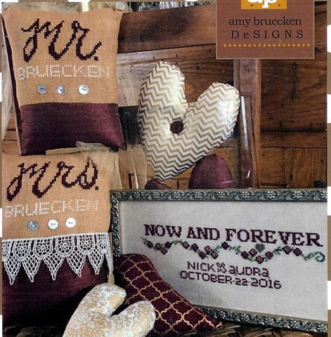 Now and Forever - Amy Bruecken Designs