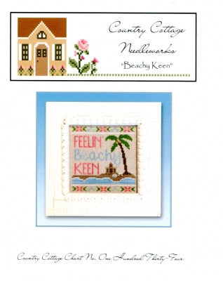 Beachy Keen - Country Cottage Needleworks