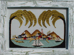 Colonial Harbor - By The Bay Needleart