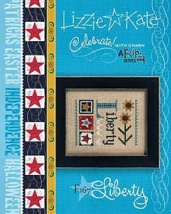 Flip Its Celebrate with Charm! Liberty - Lizzie Kate