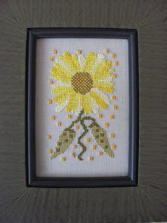 Funky Flowers-Meagan - By The Bay Needleart