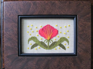 Funky Flowers-Victoria - By The Bay Needleart