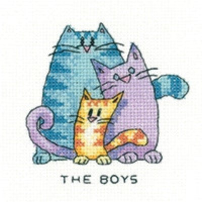 The Boys - Heritage Crafts