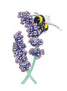 Lavender Bee, Peter Underhill Collection - Heritage Crafts
