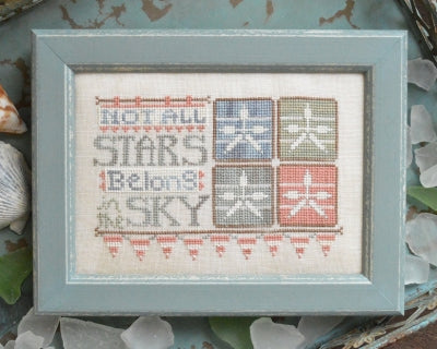 Stars in the Sky, To the Beach Series - Hands on Design
