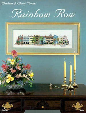 Rainbow Row - Graphs by Barbara & Cheryl