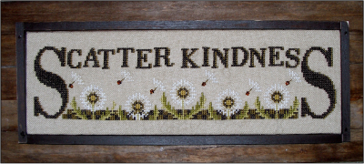 Scatter Kindness - Charmed I - Hinzeit