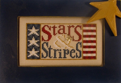 Stars & Stripes - Charmed II - Hinzeit