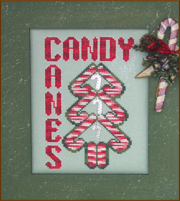 Candy Canes - Charmed II - Hinzeit