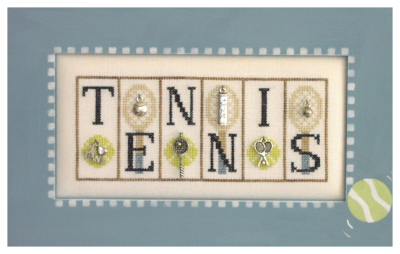Tennis - Mini Blocks