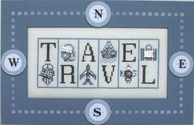 Travel - Mini Blocks