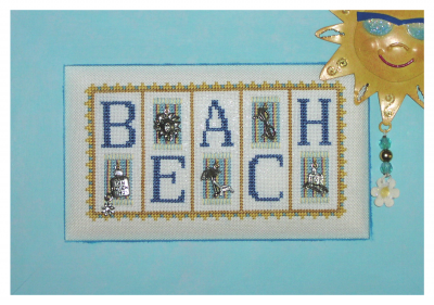 Beach - Mini Blocks - Hinzeit