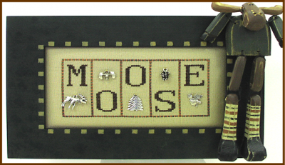 Moose - Mini Blocks - Hinzeit