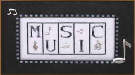 Music - Mini Blocks - Hinzeit