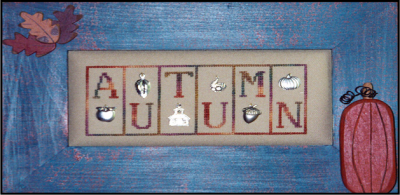 Autumn - Mini Blocks - Hinzeit