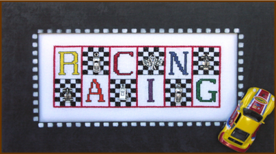 Racing - Mini Blocks - Hinzeit