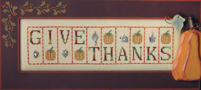Give Thanks - Phrase Mini Blocks - Hinzeit