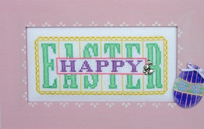 Happy Easter - Printers Block - Hinzeit