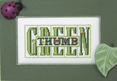 Green Thumb - Printers Block - Hinzeit