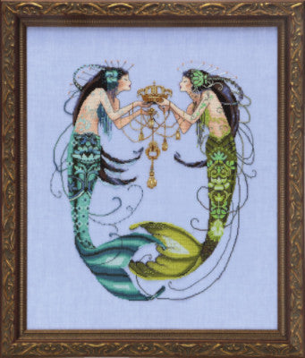 The Twin Mermaids - Mirabilia