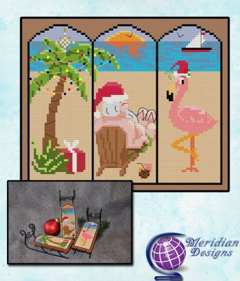 Christmas At the Beach - Meridian Designs