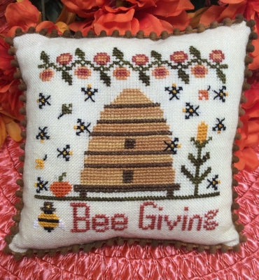 Bee Giving, Bee Series - Needle Bling Designs