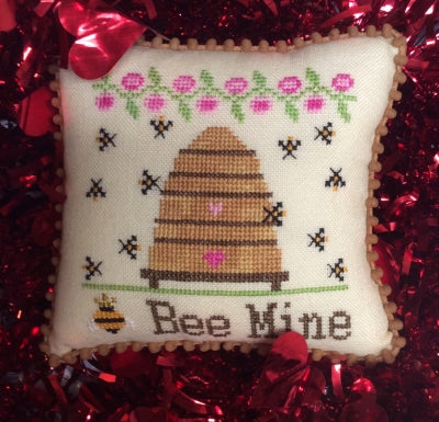 Bee Mine - Needle Bling Designs