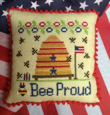 Bee Proud - Needle Bling Designs