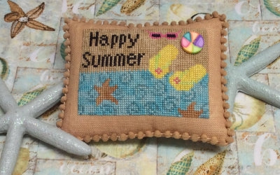 Happy Summer - Needle Bling Designs