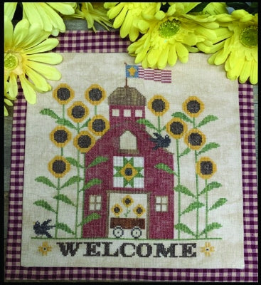 Sunflower Barn - Needle Bling Designs