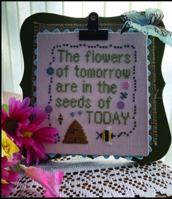 Flower Seeds - Needle Bling Designs