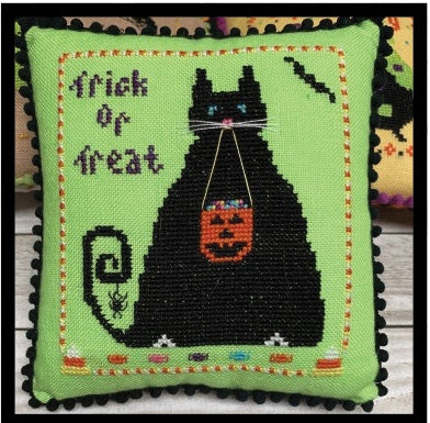 Sophie's Trick or Treat, Halloween Mini Series - Needle Bling Designs
