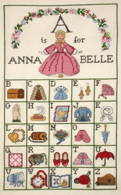 A Is for Annabelle - The Posy Collection