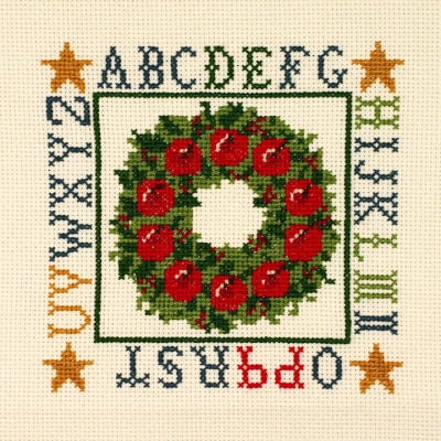 Apple Wreath Sampler - The Posy Collection