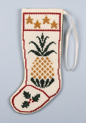 Pineapple Stocking Ornament - The Posy Collection