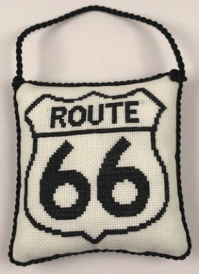 Route 66 Ornament - The Posy Collection