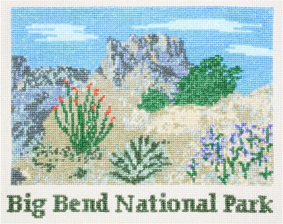 Big Bend - The Posy Collection
