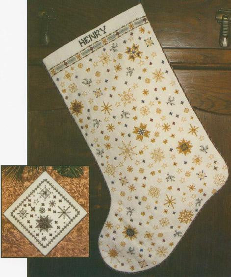 Stars In My Crown Stockings - Rosewood Manor