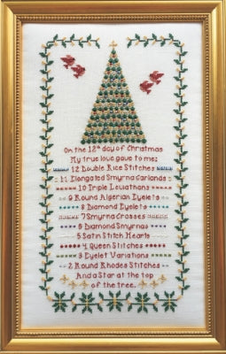 12 Days of Christmas - Rosewood Manor