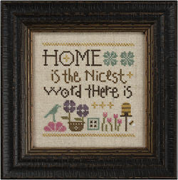 Home is the Nicest Word There Is - Lizzie Kate