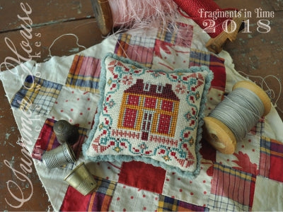 Fragments In Time 2018, 5 - Summer House Stitche Workes