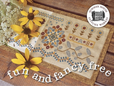 Fun & Fancy Free 3 - Summer House Stitche Workes