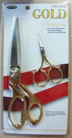 Gold Scissors Value Pack