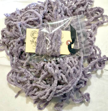 Anemone Chenille - Lady Dot Creates