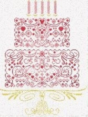 Buon Compleanno - Alessandra Adelaide Needleworks