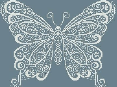 Butterfly - Alessandra Adelaide Needleworks