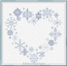Cuor Di Neve - Alessandra Adelaide Needleworks