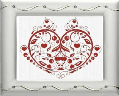 Cuore di Mamma (Heart of Mother) - Alessandra Adelaide Needleworks