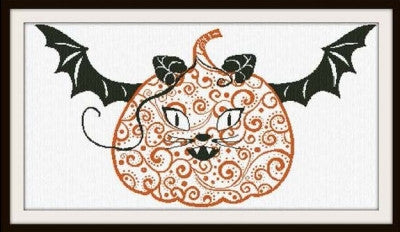 Halloween Confusion - Alessandra Adelaide Needleworks